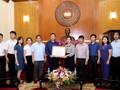 Văn phòng Chủ tịch nước ủng hộ đồng bào bị lũ lụt miền núi phía Bắc
