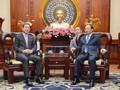 Tăng cường các hoạt động giao lưu, kết nối giữa thành phố Hồ Chí Minh và Hàn Quốc