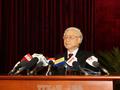 Ban Chấp hành Trung ương thống nhất cao thông qua các nghị quyết, kết luận của Hội nghị Trung ương 6