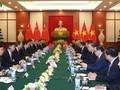 Hội đàm cấp cao Việt Nam - Trung Quốc