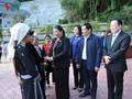 Phó Chủ tịch Quốc hội Tòng Thị Phóng làm việc tại tỉnh Cao Bằng