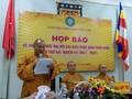 Họp báo giới thiệu Đại hội đại biểu Phật giáo toàn quốc lần thứ VIII