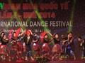 Liên hoan Múa quốc tế 2017 tại Việt Nam
