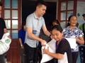 Ấm lòng những sẻ chia của người Việt xa xứ với người dân vùng lũ