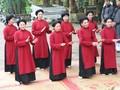 Hát Xoan Phú Thọ chính thức là Di sản văn hóa phi vật thể đại diện của nhân loại