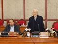 Tổng Bí thư Nguyễn Phú Trọng yêu cầu làm tốt công tác cán bộ