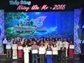 Quỹ  Vừ A Dính trao tặng học bổng cho học sinh, sinh viên dân tộc thiểu số