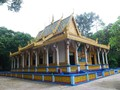 Visiting Khmer pagodas in Soc Trang province