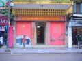 Visiting historical relic house at 48 Hang Ngang street, Hanoi