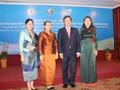 ឧបនាយករដ្ឋមន្ត្រីវៀតណាម លោក Pham Binh Minh អញ្ជើញចូលរួមវេទិកានារី  វៀតណាម - កម្ពុជា - ឡាវ