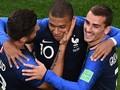 បារាំងនឹងប៉ះជាមួយក្រូអាតក្នុងវគ្គផ្តាច់ព្រ័ត្រកីឡាបាល់ទាត់ World Cup ឆ្នាំ ២០១៨