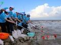 Прошёл митинг, приуроченный к Неделе моря и островов Вьетнама 2017 года