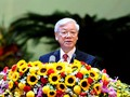 Камбоджийские СМИ освещают официальный визит генсекретаря ЦК КПВ Нгуен Фу Чонга