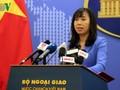 В Ханое прошла очередная пресс-конференция МИД Вьетнама