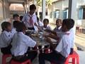 Пагода Лакханавонг-Сунг-Тхум предоставляет образование детям из малоимущих семей