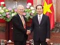 ผลักดันความสัมพันธ์ระหว่างเวียดนามกับรัสเซียและอินโดนีเซีย