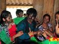 ประเพณีการแต่งงานของชนเผ่าหมางในจังหวัดลายโจว์