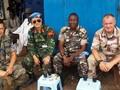 베트남 경찰, 유엔 활동에 적극적으로 참가