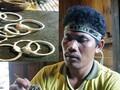 Свадебные кольца народности Тюру