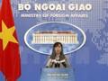 Вьетнам категорически против военных учений, проведенных Тайванем