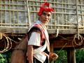 Обычай просить прощения ранним утром – своеобразная черта культуры народности Седанг