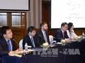 Прошёл первый день работы 3-й конференции старших должностных лиц АТЭС и сопутствующих совещаний