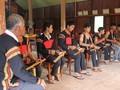 Бамбуковые гонги – особая культурная черта народности Эдэ