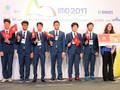 Vietnam ranks third at international math Olympiad