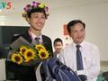 Nguyen The Quynh, medallista en la Olimpiada Internacional de Física