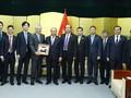 El premier vietnamita se reúne con los empresarios asistentes a la Cumbre del APEC