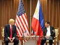 Estados Unidos y Filipinas comprometidos a defender la libertad de navegación en el Mar del Este