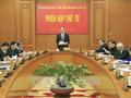Presidente vietnamita preside la IV reunión del Comité Directivo Central para la Reforma Judicial