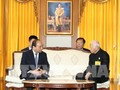 Weitere Aktivitäten des Premierministers Nguyen Xuan Phuc in Thailand