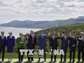 ກອງປະຊຸມສຸດຍອດ G7  ເປີດກວ້າງ ອອກຖະແຫຼງການຮ່ວມ ໂດຍເຕື້ອງເຖິງຫຼາຍບັນຫາ