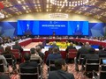 Premierminister Nguyen Xuan Phuc nimmt bei Eröffnung der APEC-Handelsministerkonferenz teil