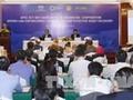 Aktivitäten der hochrangigen Beamten der APEC-Länder