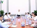 Ministerien sollen sich gut auf APEC-Woche vorbereiten