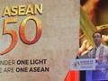 กิจกรรมต่างๆในโอกาสฉลอง 50 ปีวันก่อตั้งอาเซียน