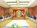 ประธานรัฐสภา เหงียนถิกิมเงิน เจรจากับประธานสภานิติบัญญัติแห่งชาติไทย