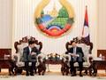 นายกรัฐมนตรีลาวให้ความสำคัญต่อการสนับสนุนและการช่วยเหลือของวีโอวี