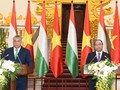 Vietnam, Hungary reaffirm each other as priority partner