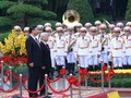 Vietnam, China issue joint statement on President Xi's visit