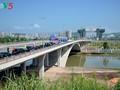 越南政府副总理张和平出席越中北仑河二桥落成仪式