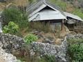 몽족의 집 건축