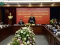 Tran Dai Quang국가주석 , 베트남 변호사 연합과 회의