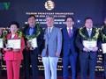 Hanoï et Hô Chi Minh-ville primées par l'Organisation de promotion touristique TPO