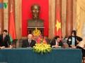 Вьетнам и Беларусь сделали совместное заявление
