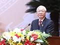 В Ханое открылся 11-й съезд Союза коммунистической молодёжи имени Хо Ши Мина
