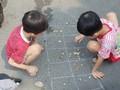 Традиционная игра «О Ан Куан» в пешеходном пространстве Ханоя