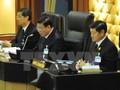 Председатель Национального законодательного собрания Таиланда начал визит во Вьетнам